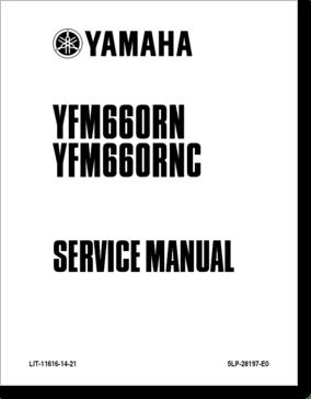 Diagrama/Manual YAMAHA